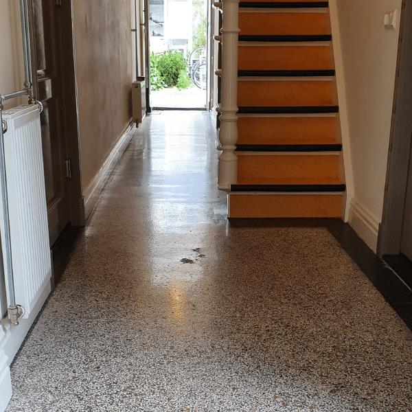 Granito vloer weer als nieuw